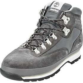 Timberland Euro Hiker - Chaussures Homme - Fabric/Leather gris